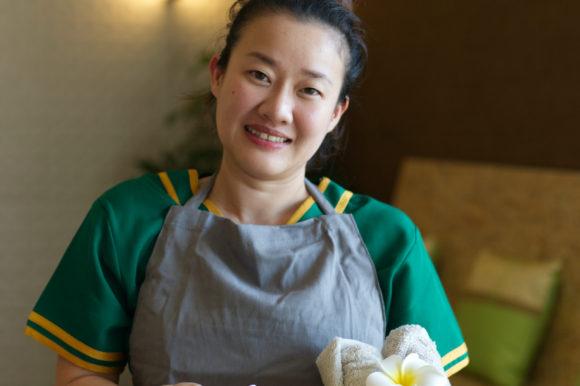 Fragen zur Ausstattung und zum Besuch unseres Organic Thai SPA